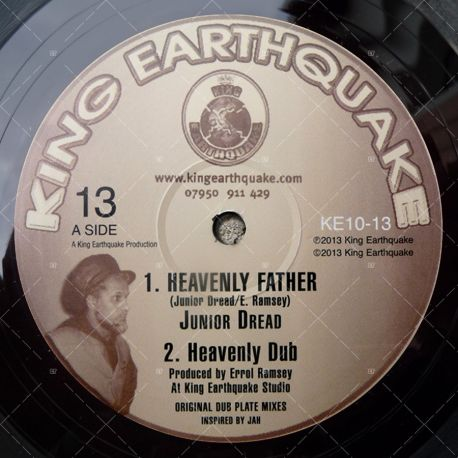 Junior Dread - Heavenly Father