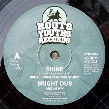 Dre Z & Inner Standing Studio - Shine