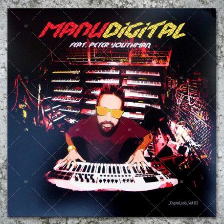 Manudigital feat Peter Youthman -  Digital Lab Vol.02