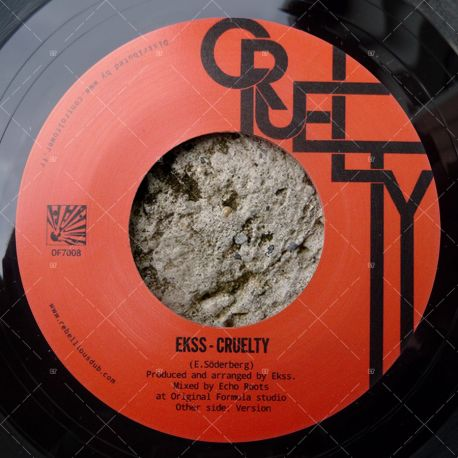 "OF7008 - Original Formula - EKKS - Cruelty (7"")"