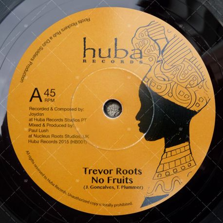 Trevor Roots - No Fruits
