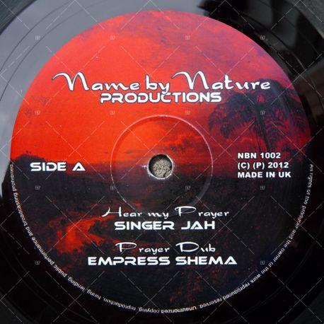 Singer Jah - Hear My Prayer
