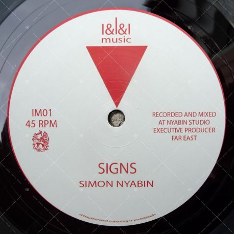 Simon Nyabin - Signs