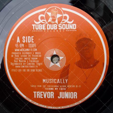 Trevor Junior - Musically