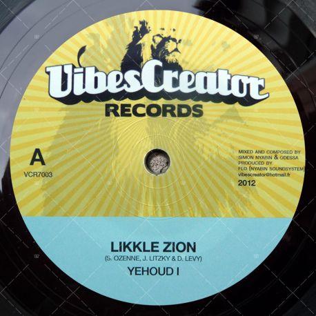 Yehoud I - Likkle Zion