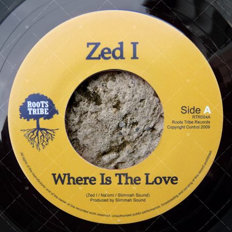 Zed I - Where Is the Love