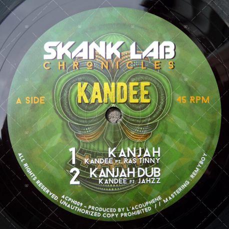 Kandee feat. Ras Tinny - Kanjah