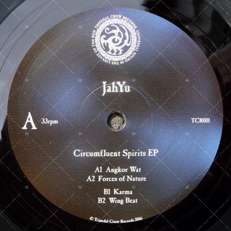 Jah Yu - Circumfluent Spirits EP