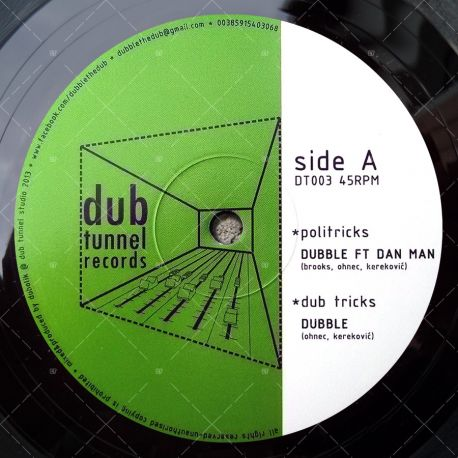 Dubble feat. Dan Man - Politricks