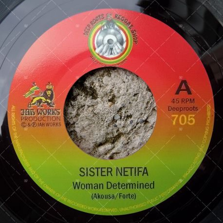 Sister Netifa - Woman Determined