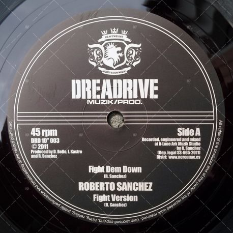 Roberto Sanchez - Fight Dem Down