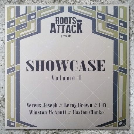 Roots Attack - Showcase Volume 1