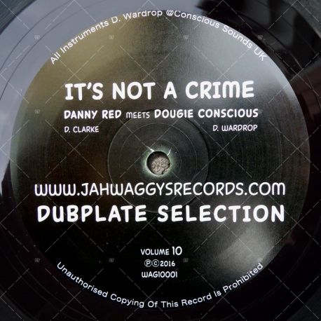 Danny Red meets Dougie Conscious - It's Not A Crime