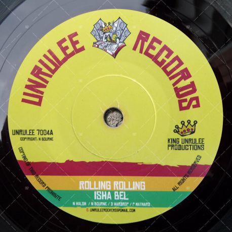 Isha Bel - Rolling Rolling