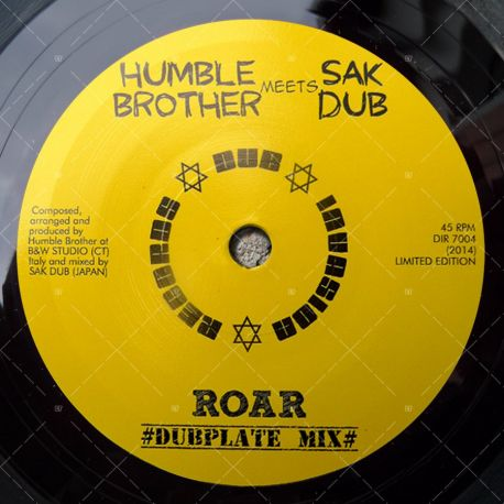 Humble Brother meets Sak Dub - Roar