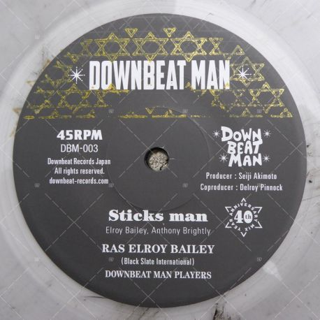 Ras Elroy Bailey - Sticks Man