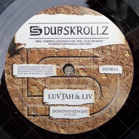 Donovan Kingjay - Luv Jah & Liv