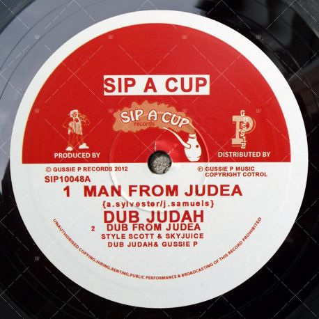 Dub Judah - Man From Judea