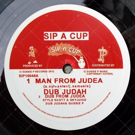 Dub Judah - Man From Judea