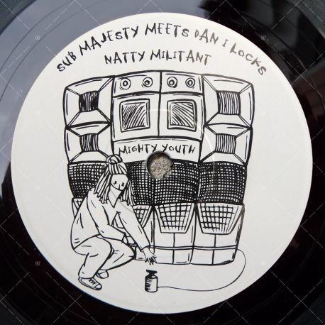 Sub Majesty meets Dan I Locks - Natty Militant