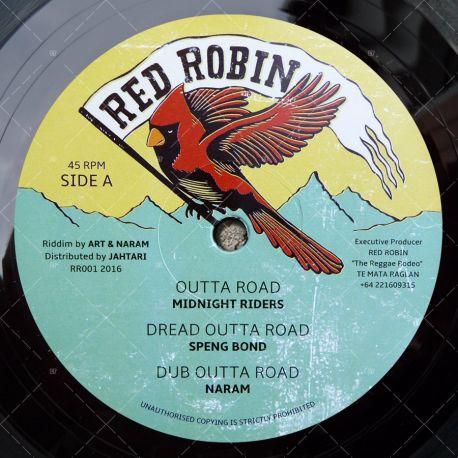 Midnight Riders - Outta Road