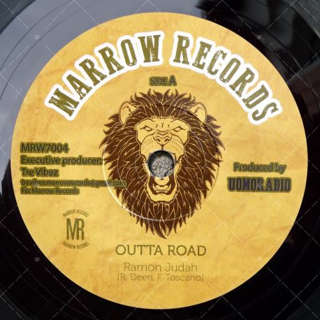 Ramon Judah - Outta Road
