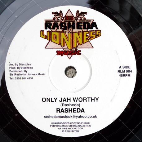 Sister Rasheda - Give Jah Praise