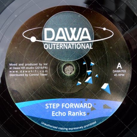 Dawa Hifi feat. Echo Ranks - Step Forward