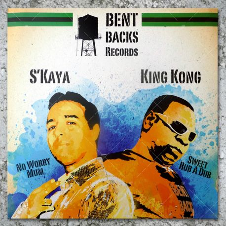 King Kong - Sweet Rub A Dub (Discomix)