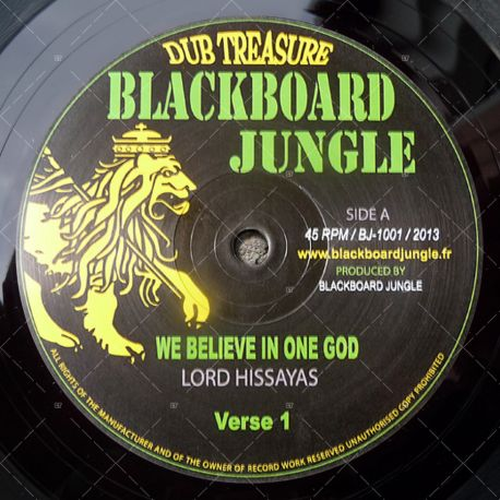 Lord Hissayas - We Believe In One God