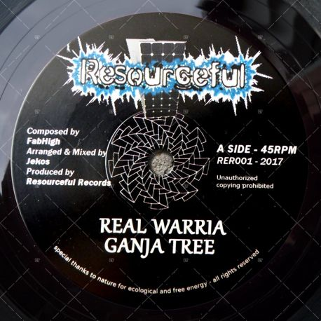 Ganja Tree - Real Warria