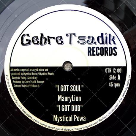 MauryLion - I Got Soul