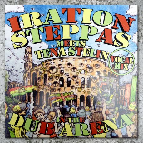 Iration Steppas meets. Tena Stelin In The Dub Arena (Vocal Mix)