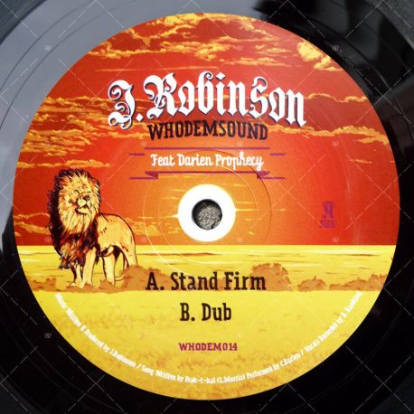 J. Robinson feat. Darien Prophecy - Stand Firm