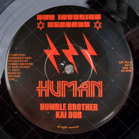 Humble Brother meets Kai Dub - Human