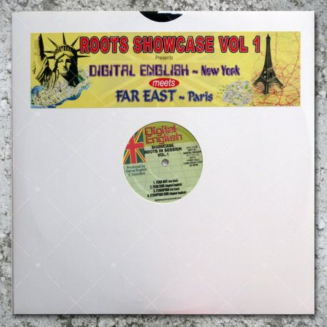 Digital English meets Far East - Roots In Session Vol.1