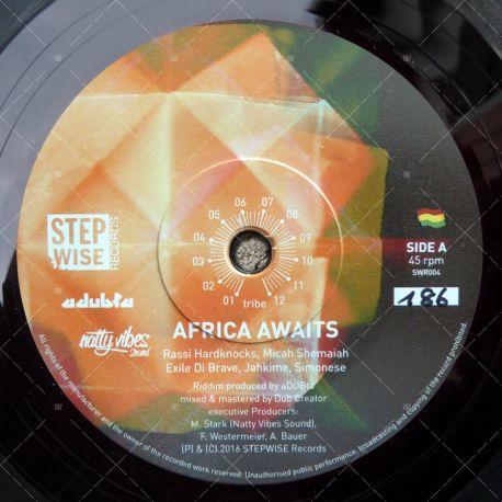 Rassi Hardknocks & Micah Shemaiah - Africa Awaits