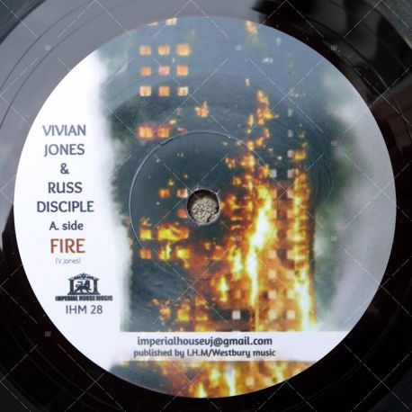 Vivian Jones & Russ Disciples - Fire