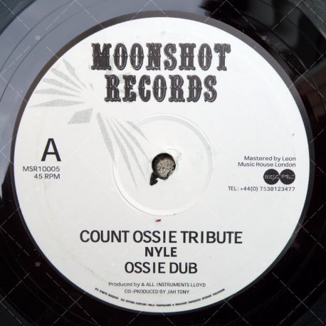 Nyle - Count Ossie Tribute