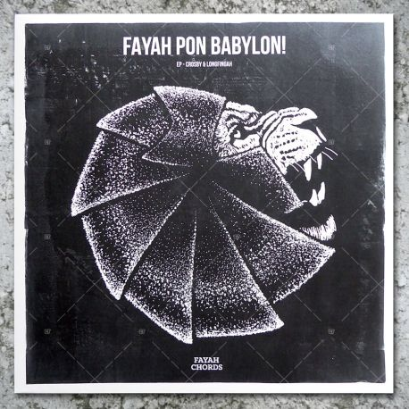 Crosby & Longfingah - Fayah Pon Babylon