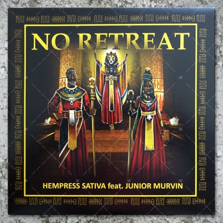 Hempress Sativa feat. Junior Murvin - No Retreat