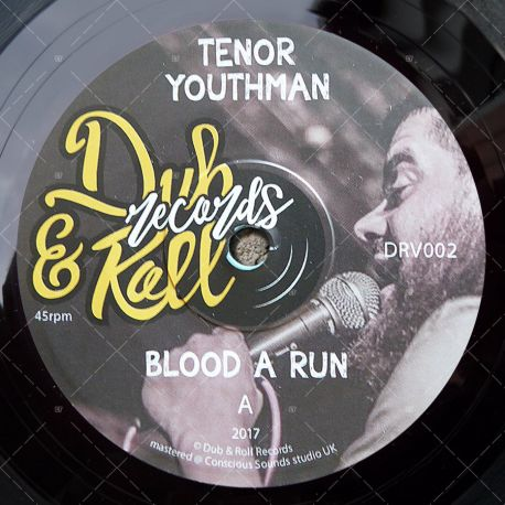 Tenor Youthman - Blood A Run