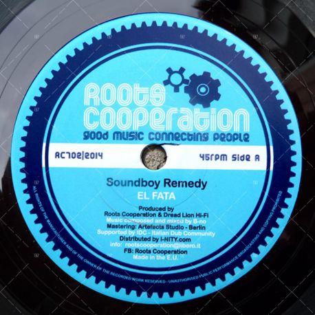 El Fata - Soundboy Remedy
