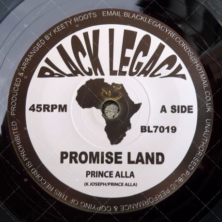 Prince Alla - Promised Land