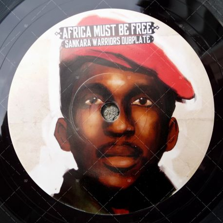 Africa Must Be Free (Sankara Warriors Dubplate)