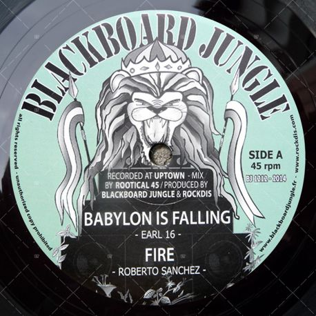 Earl 16 - Babylon Is Falling