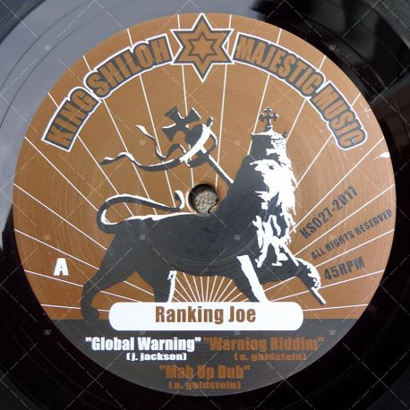 Ranking Joe - Global Warning