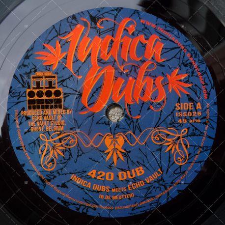 Indica Dubs meets Echo Vault - 420 Dub