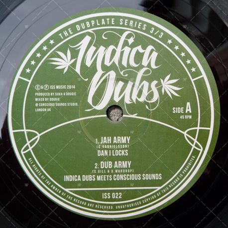 Dan I Locks - Jah Army
