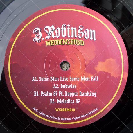 J. Robinson - Some Men Rise Some Men Fall